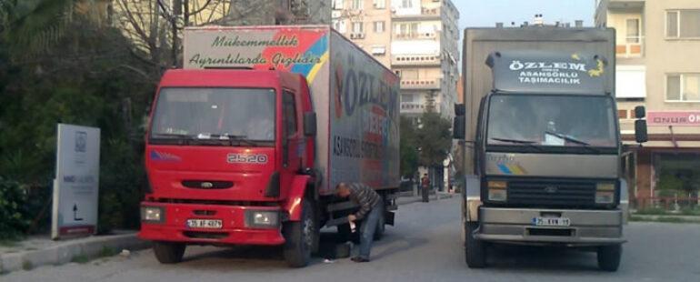 İzmirde Şehir İçi Nakliyat