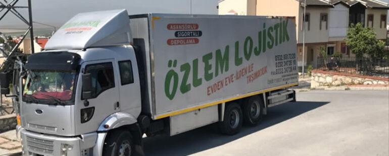 İzmirde Şehirler Arası Nakliyat