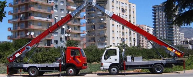 İzmirde Asansörlü Taşımacılık